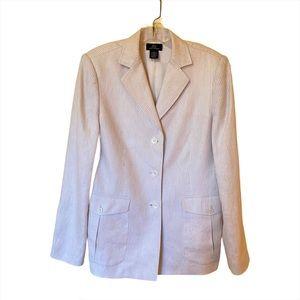 Brooks Brothers Linen Suit Size 6